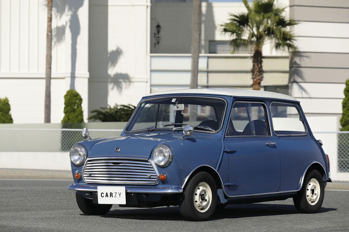 Morris / Mini Cooper 1000 (Mark Ⅱ)