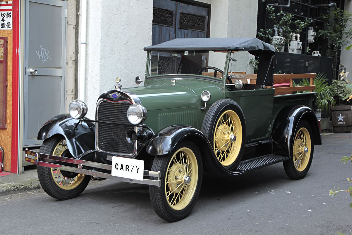 Ford / Model A Roadster Pickup