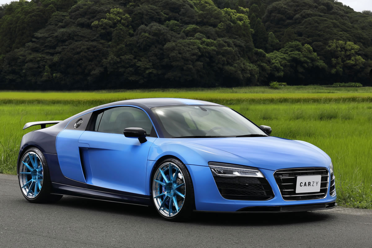 Audi / R8 4.2 FSI