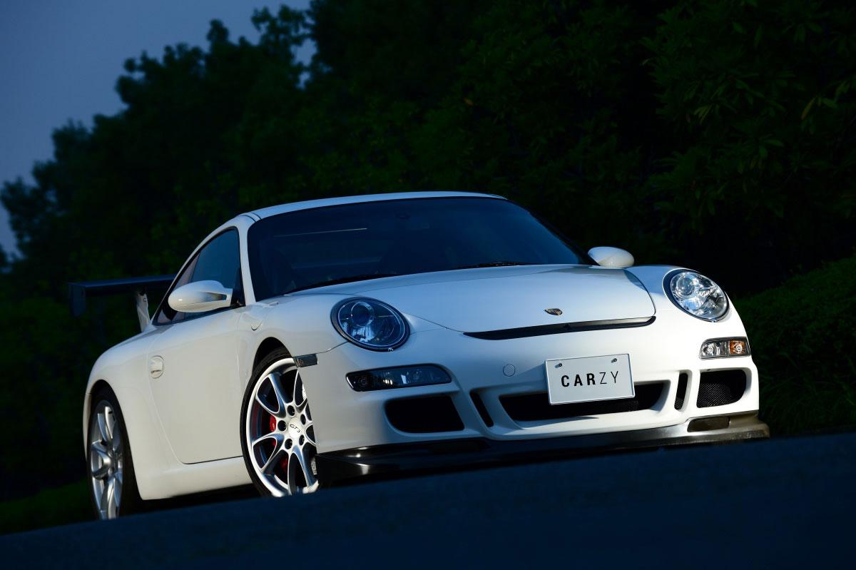ポルシェ / 911(997) GT3クラブスポーツ