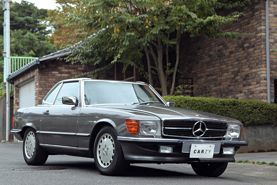 Mercedes-benz / 560SL