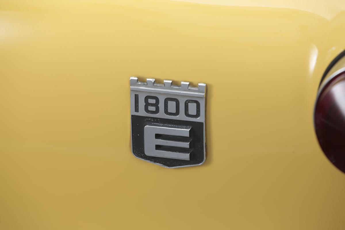 ボルボ / 1800E