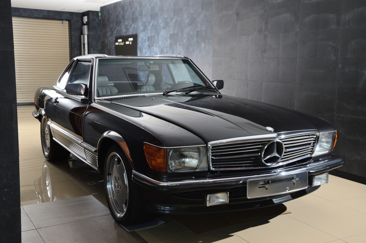 Mercedes benz / 560SL