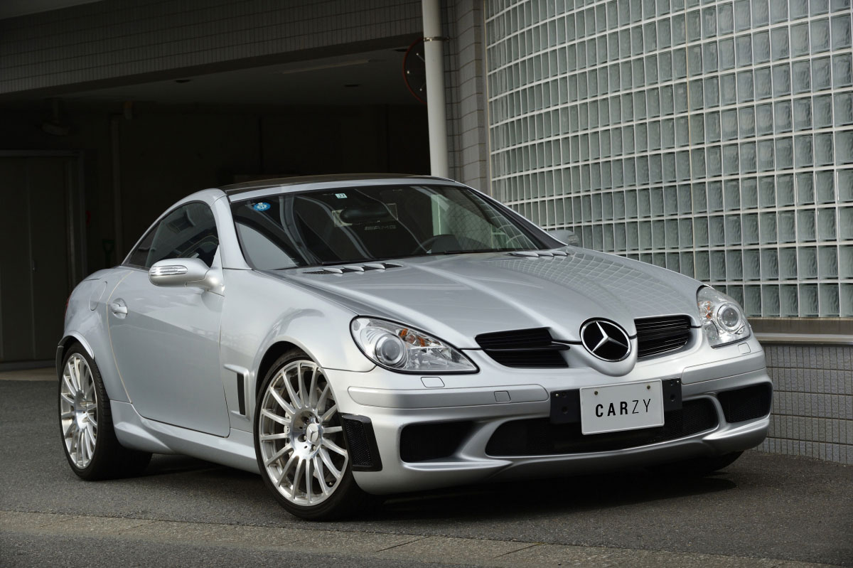Mercedes-Benz / SLK55 AMG Black series