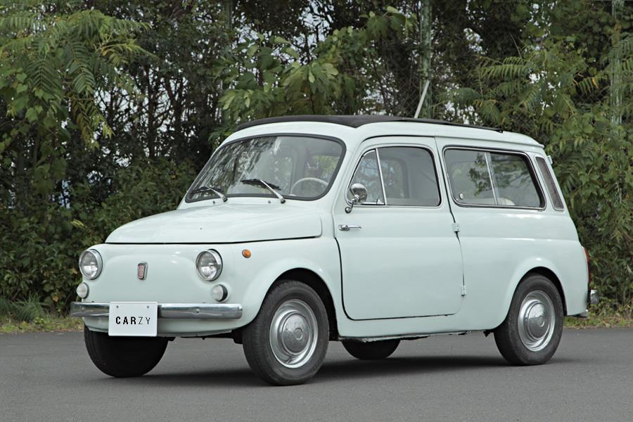 FIAT / 500 Giardiniera
