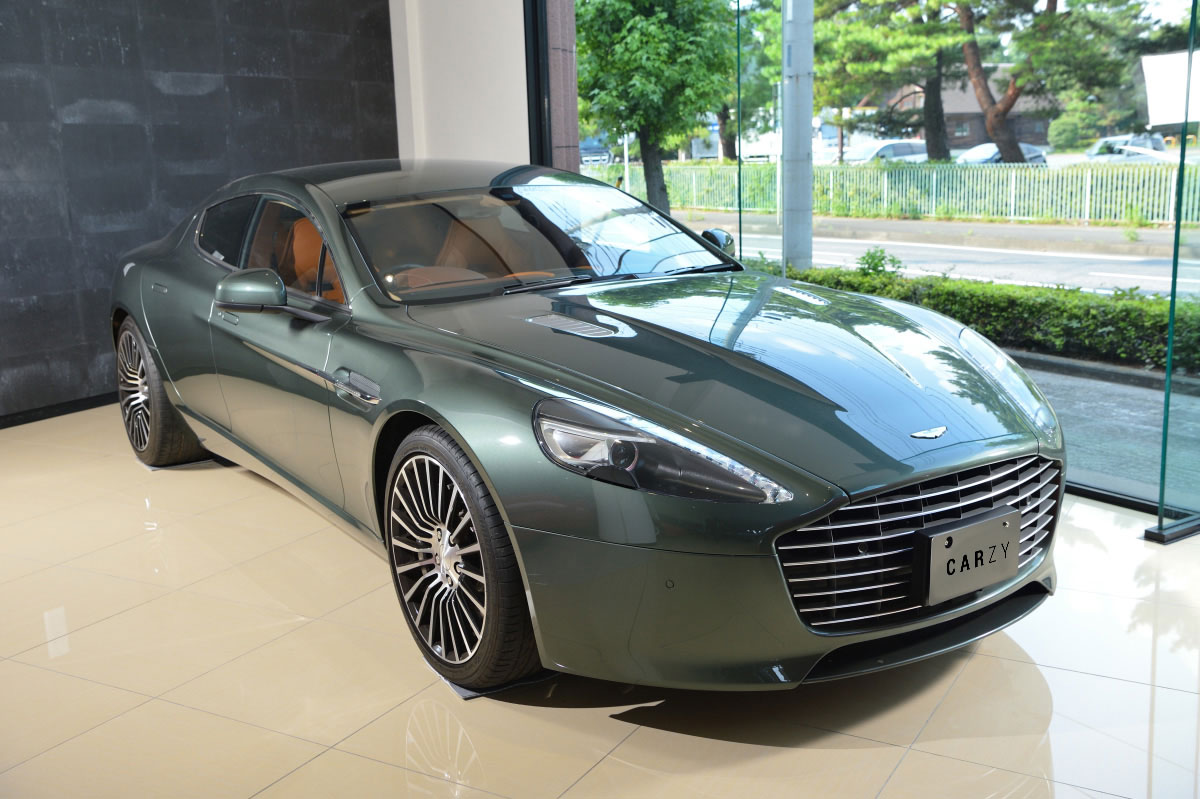 Aston Martin / Rapide S