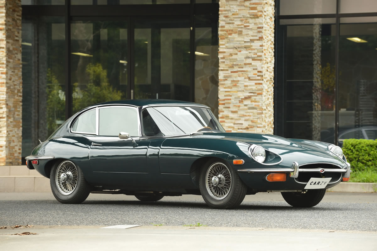 JAGUAR / E type series 2 2+2 coupe
