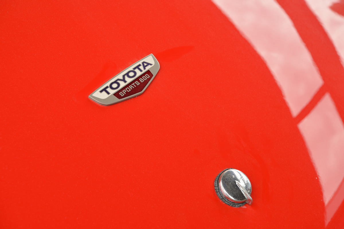 トヨタ / スポーツ800