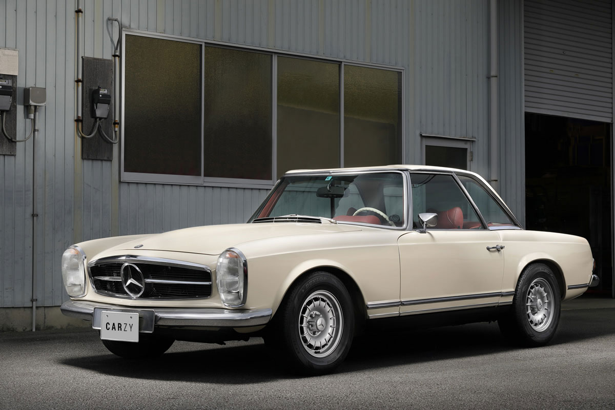 Mercedes Benz / 280SL