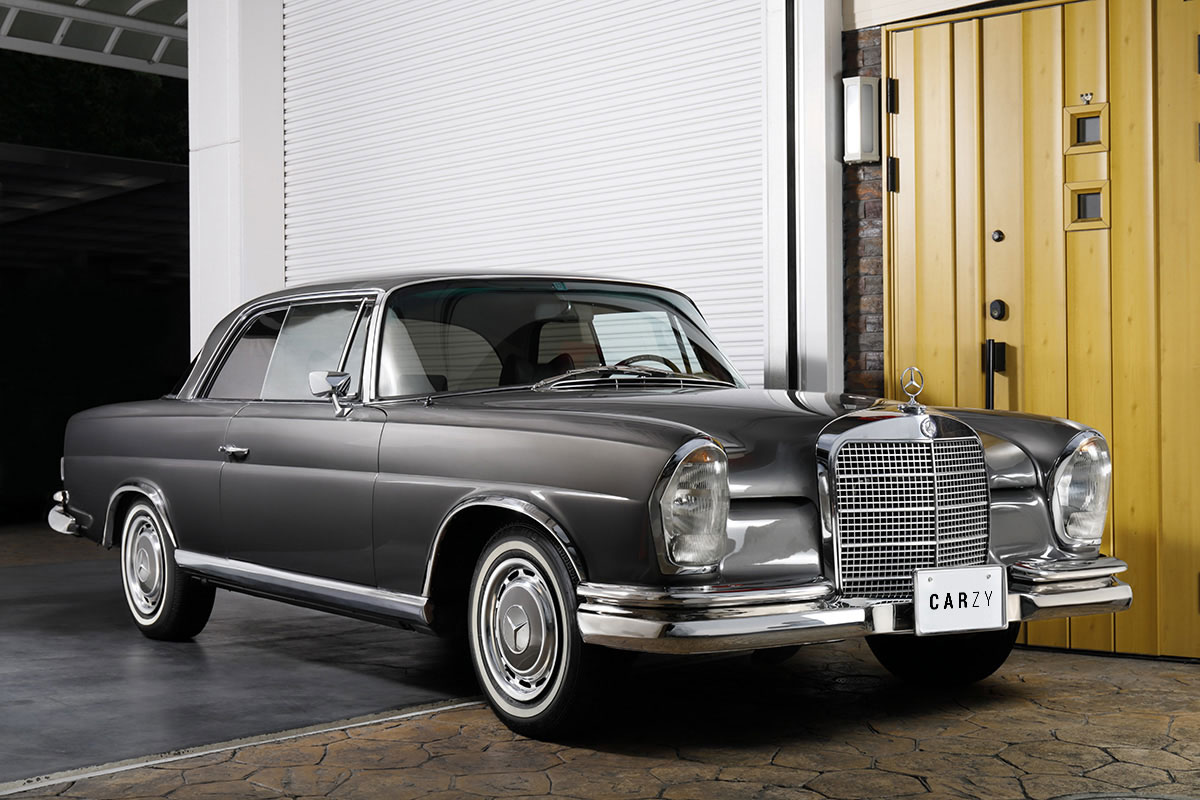 Mercedes-benz / 280SE Coupe