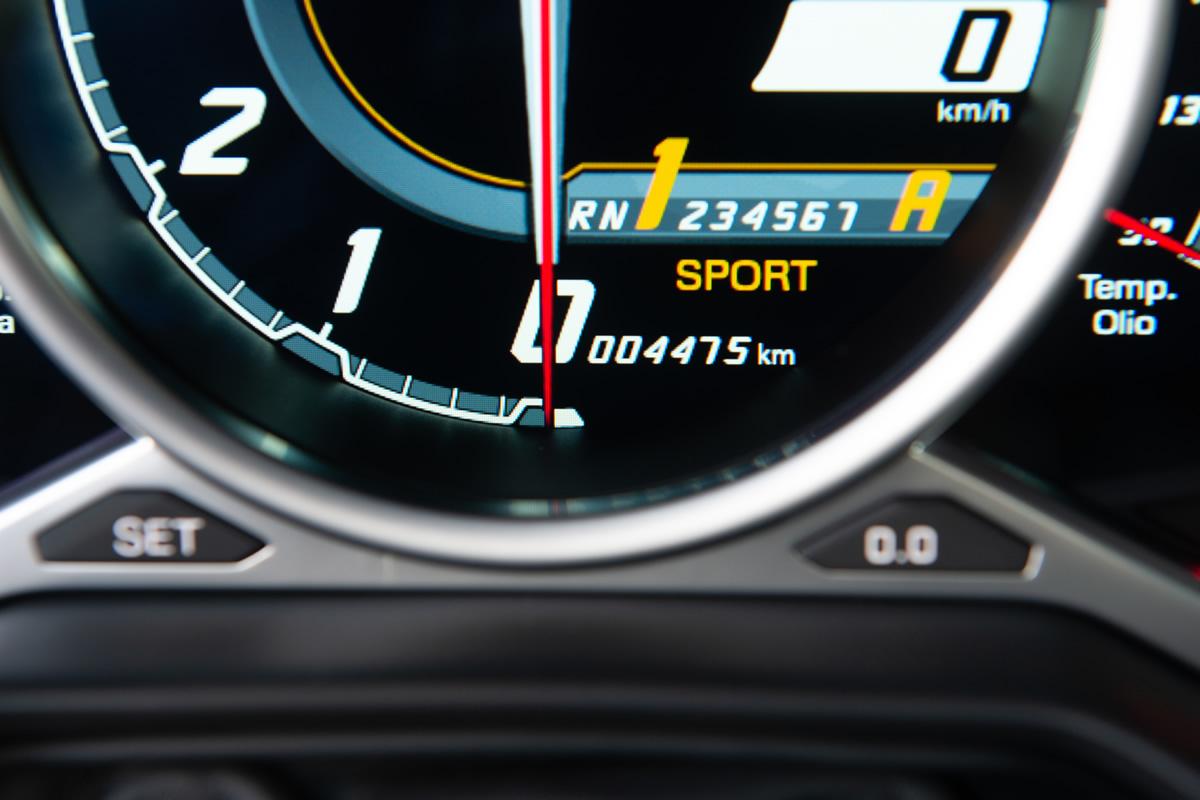 ランボルギーニ / アヴェンタドール LP700-4 ロードスター