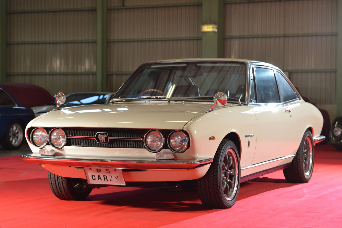 ISUZU / 117 Coupe Handmade Series