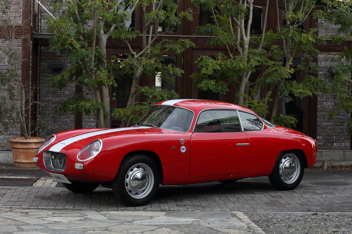 Lancia / Appia GTE Zagato