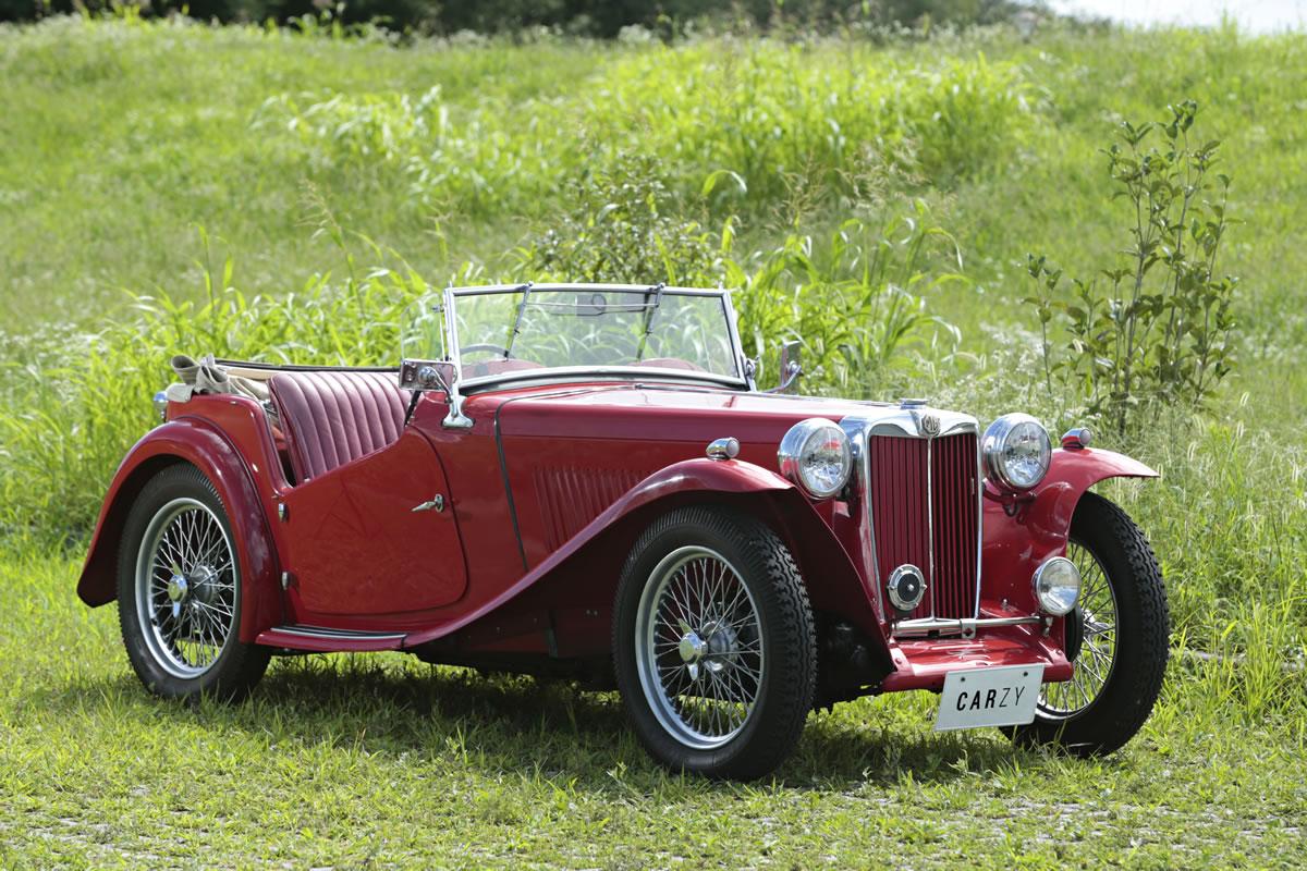 1948年式 MG / TCを追加