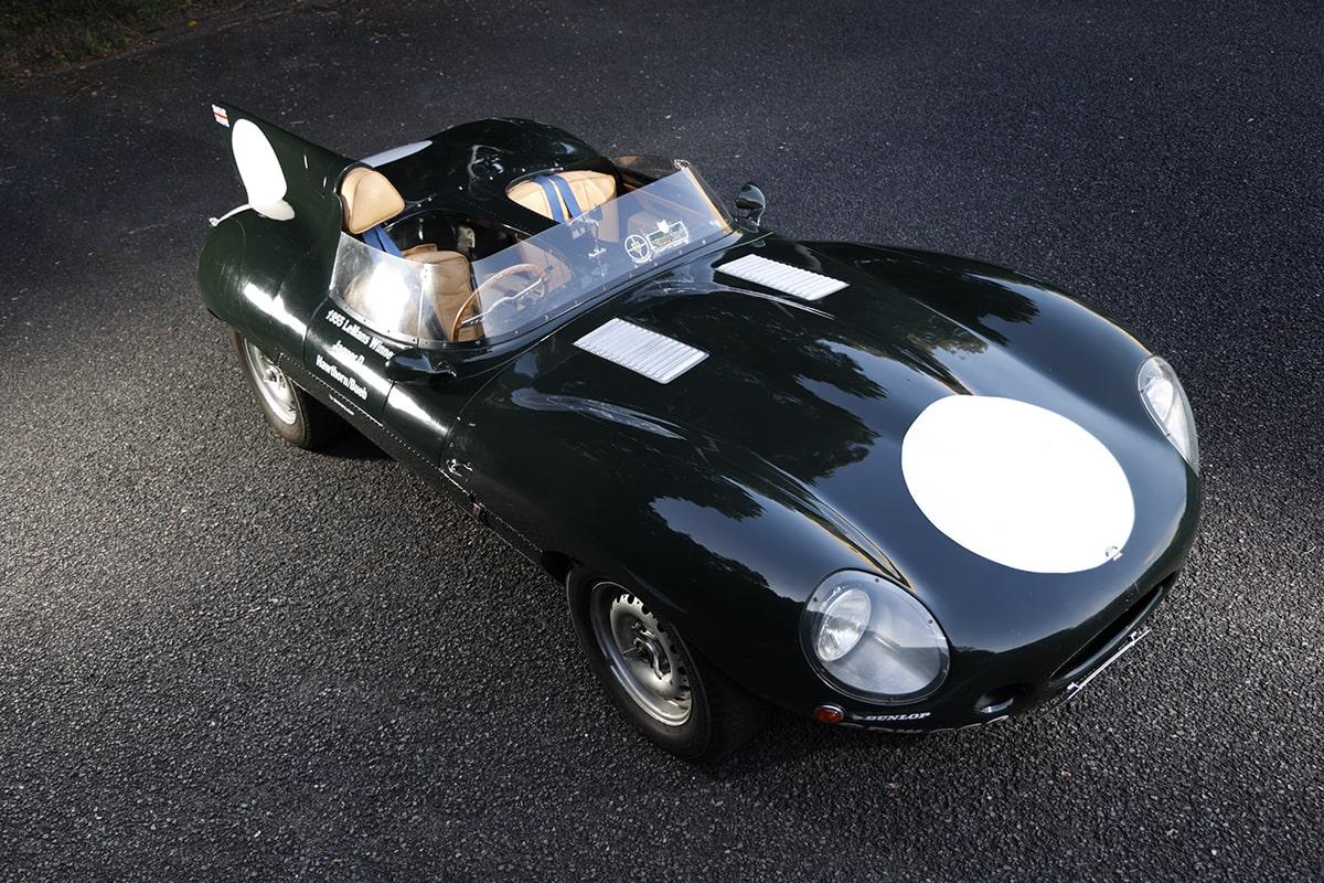 1964年式 ジャガー / Dタイプ (レプリカ) を追加