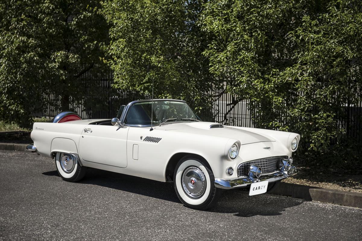 1956年式 フォード / サンダーバードを追加
