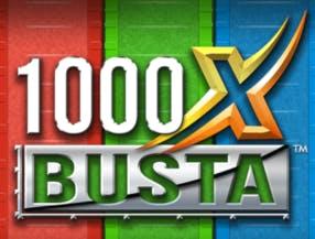 1000x Busta Game slot game