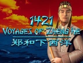1421 Voyages of Zheng He slot game