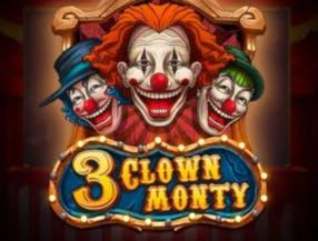 3 Clown Monty slot game