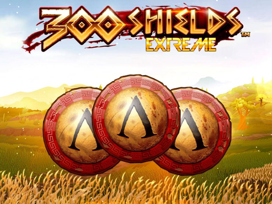 300 Shields Extreme slot game