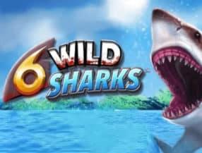 6 Wild Sharks slot game