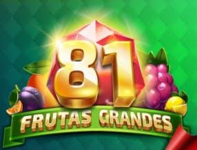 81 Frutas Grandes slot game