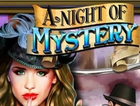 A Night of Mystery slot game
