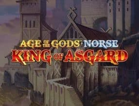 Age of the Gods Norse: King of Asgard slot game