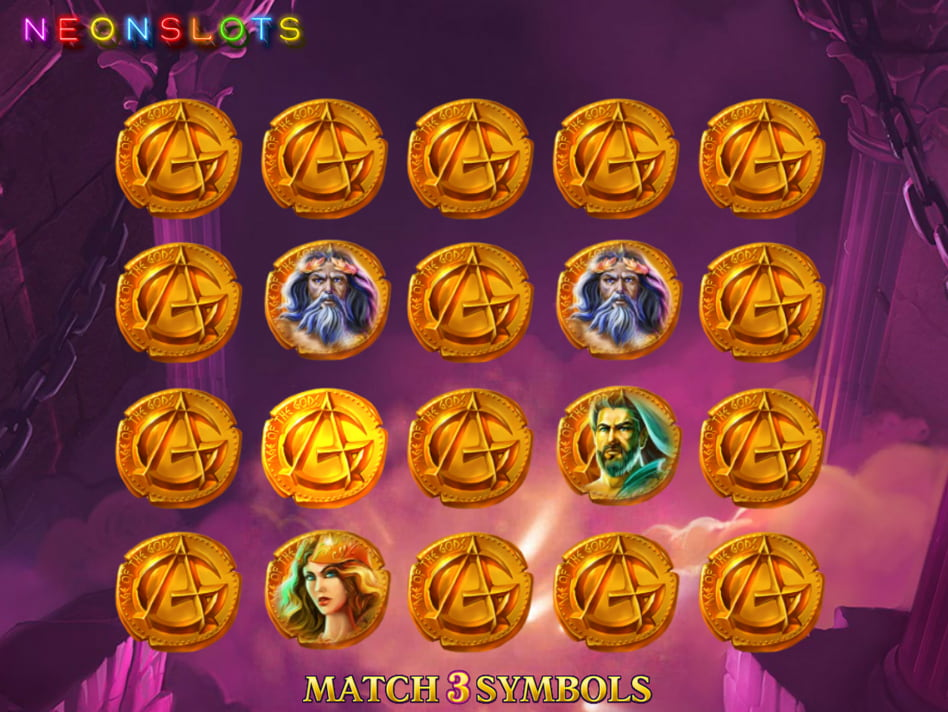 Age of the Gods slot game