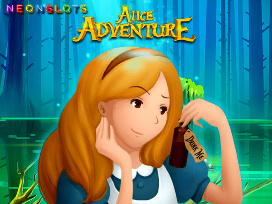 Alice & The Mad Tea Party slot game