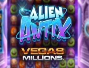 Alien Antix slot game