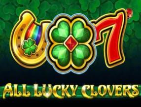All Lucky Clover slot game