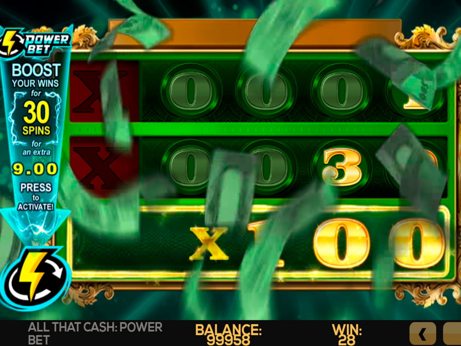 All That Cash slot game