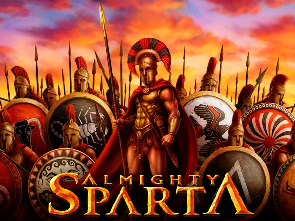 Almighty Sparta slot game