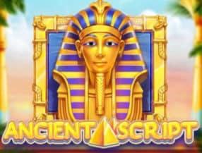 Ancient Script slot game