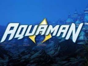 Aquaman slot game