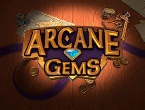 Arcane Gems slot game
