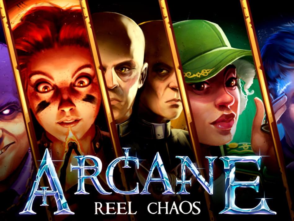 Arcane Reel Chaos slot game