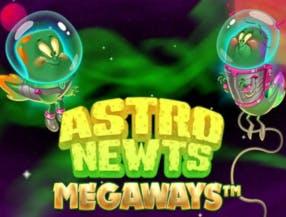 Astro Newts Megaways slot game