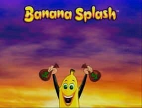Banana Splash slot game