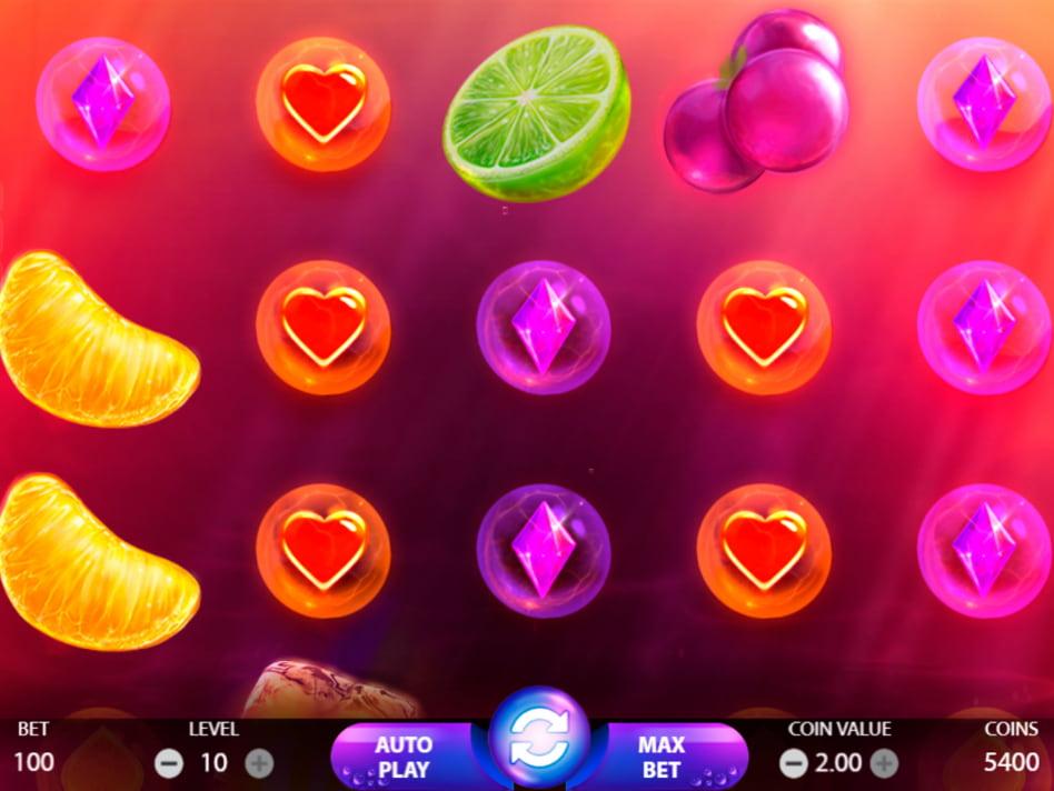 Berryburst Max slot game