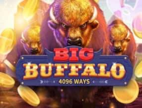 Big Buffalo slot game