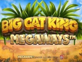 Big Cat King Megaways slot game
