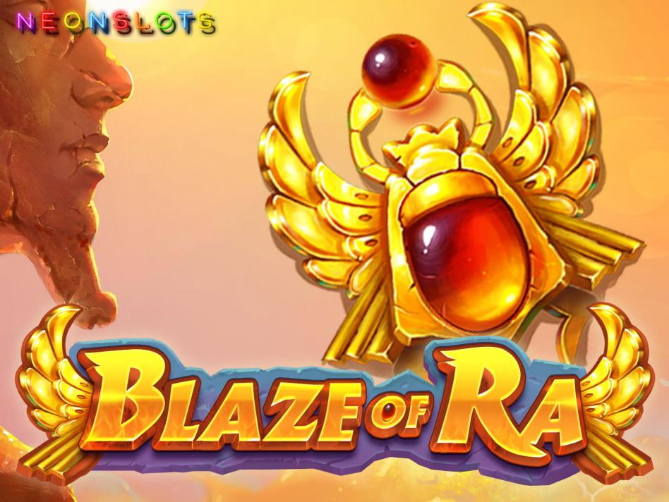 Blaze Of Ra slot game