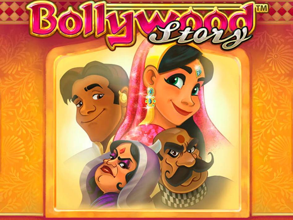 Bollywood Story slot game