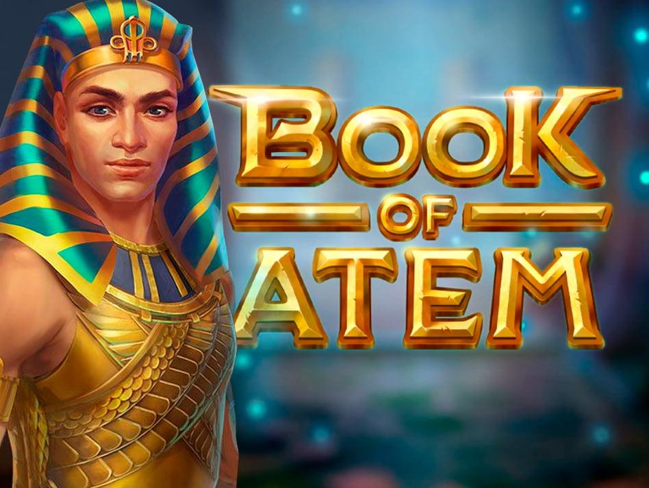 Book of Atem slot game