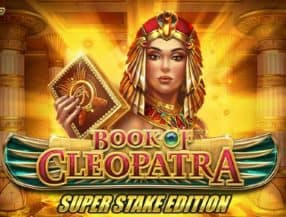 Book of Cleopatra Super Stake slot game