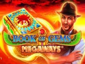 Book of Gems Megaways slot game