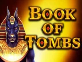 Book of Tombs slot game
