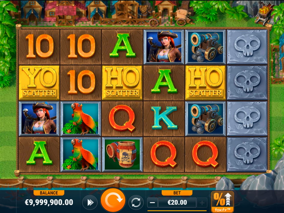 Boom Pirates slot game
